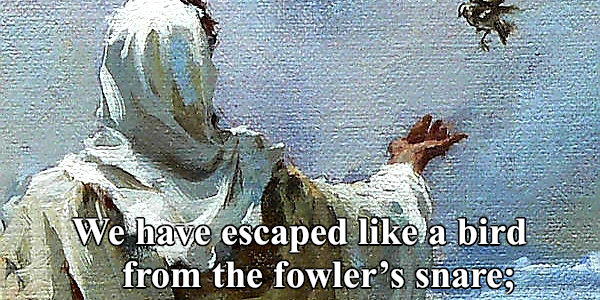 Lord frees souls