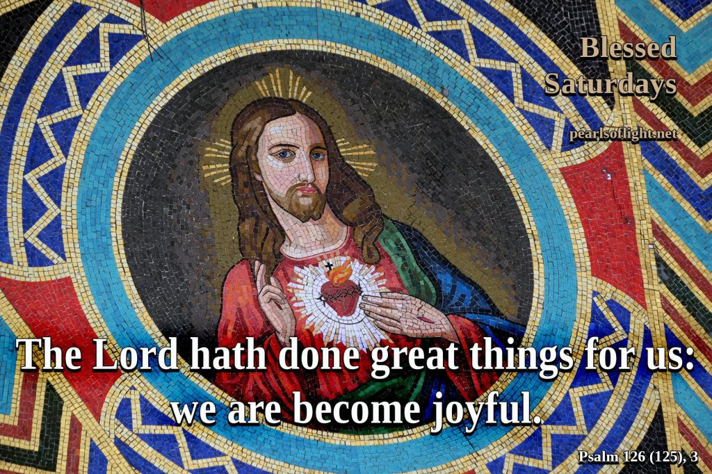 The Lord hath done great things for us