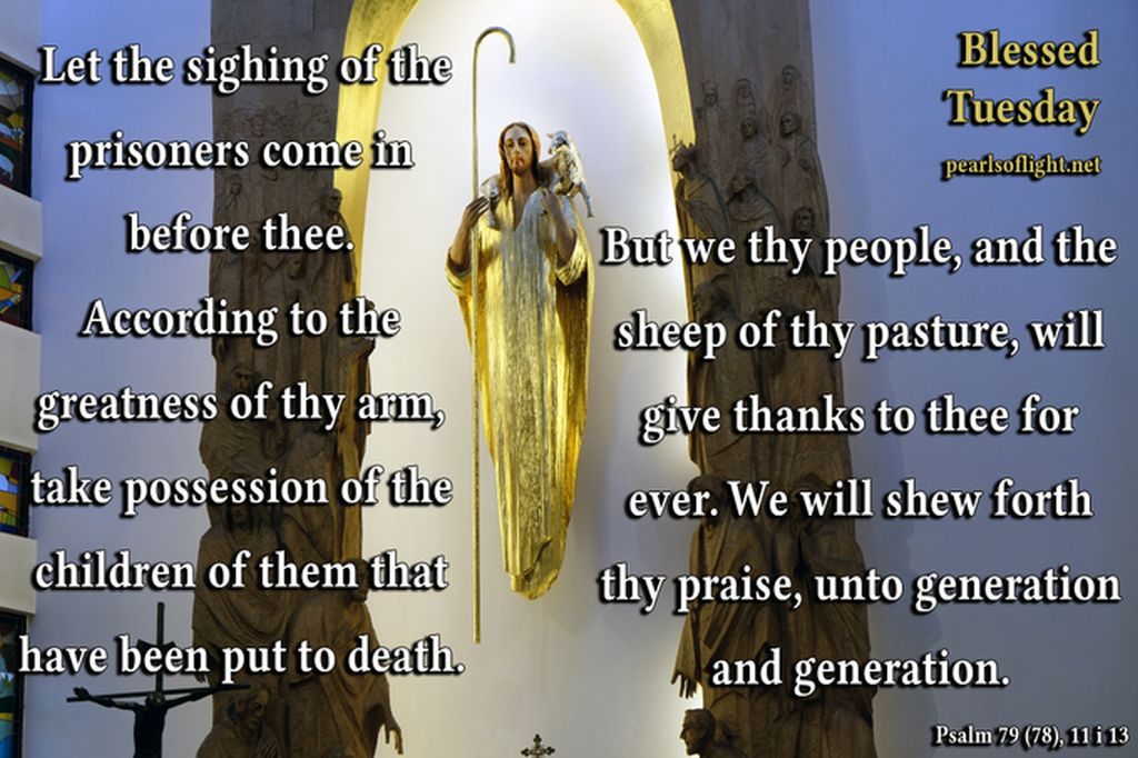 But we thy  people …